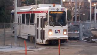 40th St Trolley Action