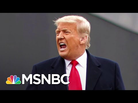 Carol Leonnig: Sources Indicate Trump Won't Willingly Resign | The 11th Hour | MSNBC