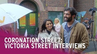 Coronation Street #Kana Spoilers: Rana Is in BIG Danger - Bhavna Limbachia & Charlie de Melo Chat