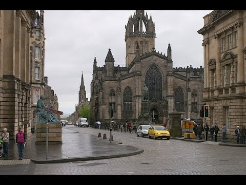 Places to see in ( Edinburgh - UK ) St Giles' Cathedral