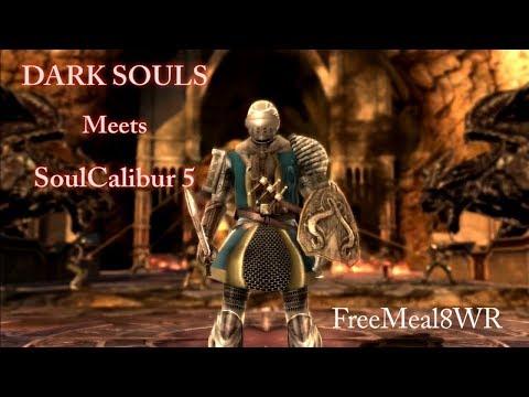 DARK SOULS Meets SoulCalibur 5