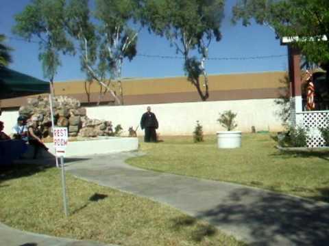 Chandler Arizona K9 Unit Demo American Legion Post 35