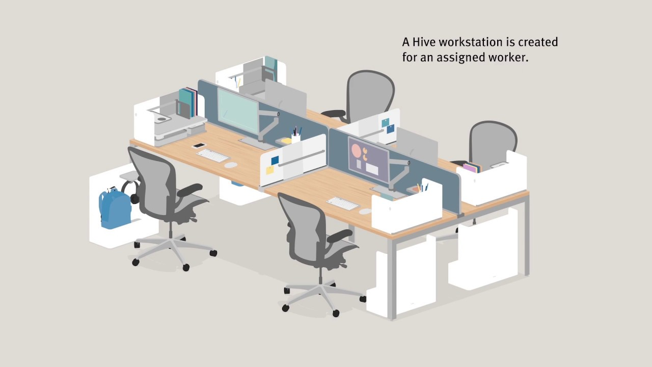 Herman miller canvas office landscapes youtube - Herman Miller Layout Studio Animation Video