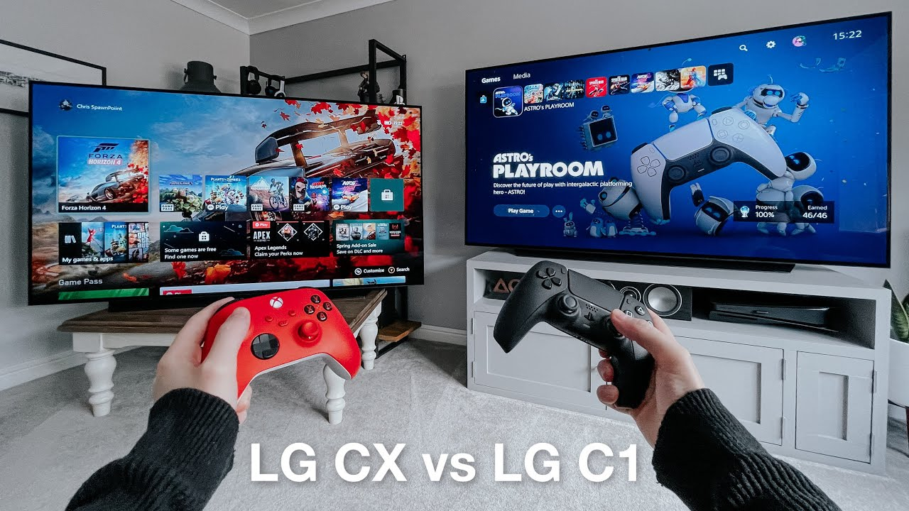 Download LG C1 vs LG CX: Which OLED is Better? New TV Comparison