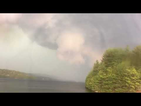 Tornado watch: Rotating cloud spotted in Connecticut
