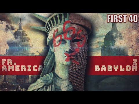 FROM AMERICA 2 BABYLON: MAKING THE MARK | FIRST 40 MINUTES | SFP