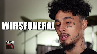 Wifisfuneral Cries and Walks Away When Speaking About XXXTentacion's Murder (Part 6)