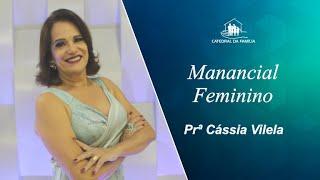 Manancial Feminino 18-10-2021