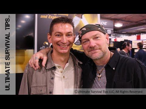 Les Stroud / Survivorman - Interview - NEW Gear, NEW Shows!!!