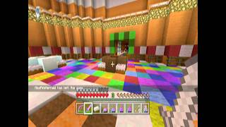 Minecraft Xbox 360 Edition Stampy's Hungry Dream Hunger Games w/ friends