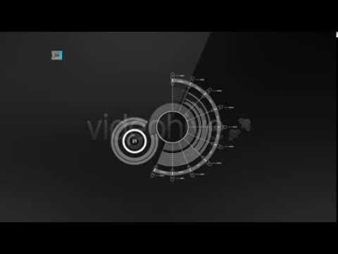 After Effects Templates 21 HUD & Infographics Elements - YouTube