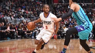 Chris Paul Dishes 17 Assists, ZERO Turnovers, Scores 15 Points, and 9 Rebounds | 02.26.17
