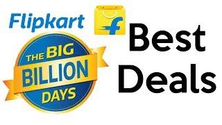 Flipkart's Big Billion Day Sale | Top Best Deals