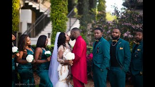 Ebony Kashon Epic Wedding Video