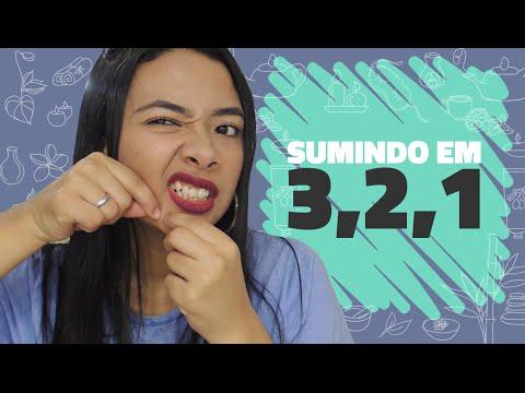 COMO SECAR ESPINHA EM 24H | RECEITAS CASEIRAS