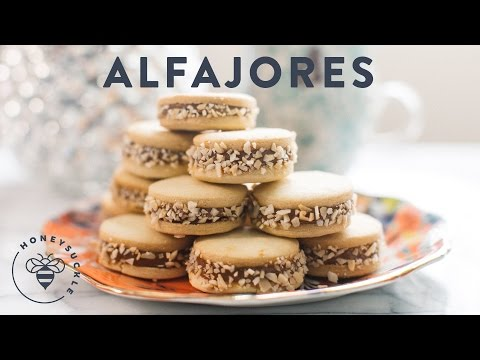 Alfajores Dulce de Leche - Kin's Cookie Collab