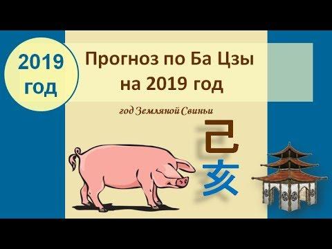 Прогноз на год Свиньи по Ба цзы (общий)