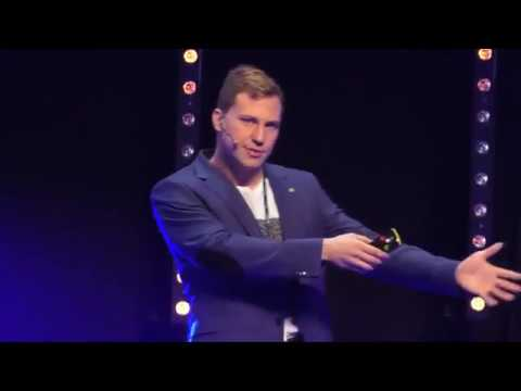 Daniel Dabek secrets in trading crypto currencies Warsaw, Poland June 24 English