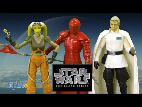 Star Wars The Black Series Elite Praetorian Guard, Hera Syndulla & Director Krennic from Hasbro
