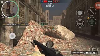 World War Heroes   MODEL 1912 + 4   MEDIC + 2   MAP - BERLIN  [Gameplay # 01]