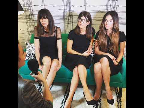 Autumn Winter 15 Paris Press Day Fashion Bloggers Talk French Style Youtube