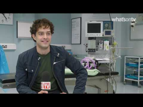 Lee Mead joins Holby City: 'I missed Lofty!'