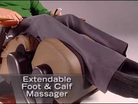 Human Touch Ht 140 Massage Chair Youtube