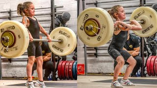 The 7-Year-Old Weightlifter Aiming For The Olympics - Rory van Ulft