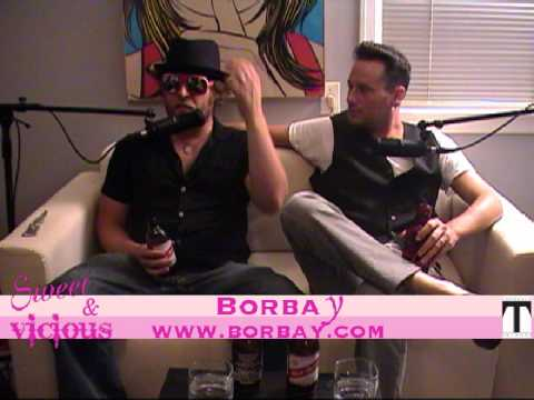Borbay and Jeremy Penn on Sweet & Vicious