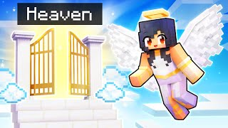 Aphmau Goes to HEAVEN In Minecraft!