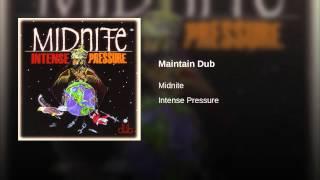 Maintain Dub