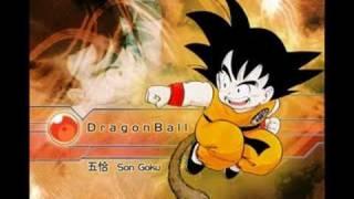 Dragon Ball Original Soundtrack - Makafushigi Adventure Instrumental HQ