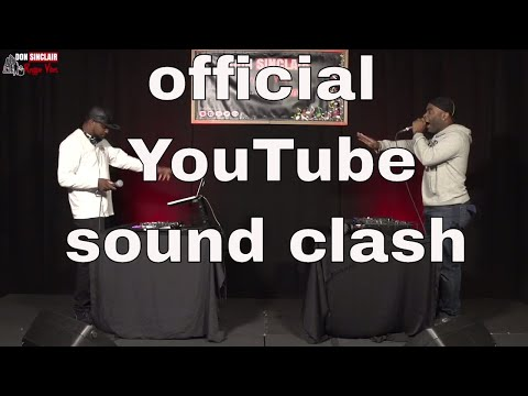 Reggae Dancehall SoundClash: Black Star vs Mix Master J - Dub Fi Dub Live & Direct at YouTube
