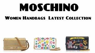 MOSCHINO Women Handbags  Latest Collection 2019