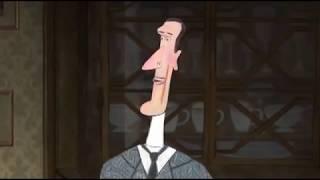 Мультфильм Шерлок Холмс 1-6- серии