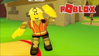 Miner Simulator in Roblox #13-very cool gear:)