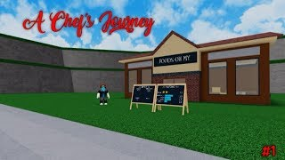 A Chef's Journey Ep.1 - FOODS OH MY (Roblox Restaurant Tycoon)