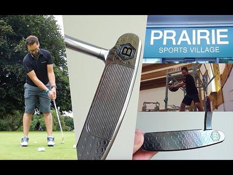 New Quest Golf Studio + Bettinardi Putters!