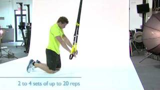 TRX Workout With Jen Sinkler and Jay Ross