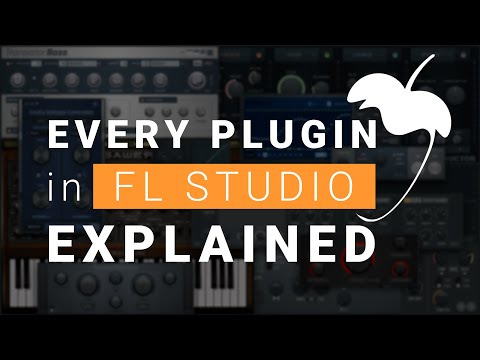 Every Plugin In FL Studio Explained
