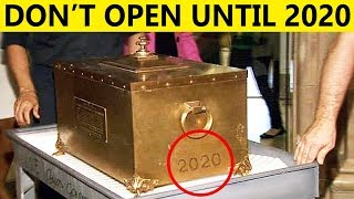 10 Most Amazing Time Capsules In The World