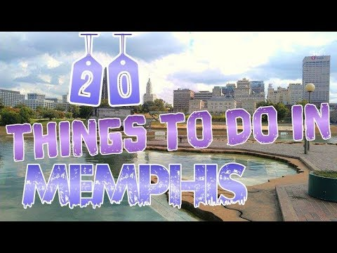 Top 20 Things To Do In Memphis, Tennessee