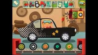 Meine kleine Welt - Werstatt Spiele App für Kinder (iPad, Android, iPhone)