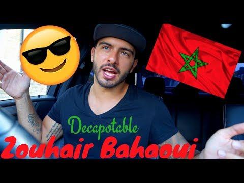 ZOUHAIR BAHAOUI - DECAPOTABLE...UK REACTION TO MOROCCAN (ARABIC) MUSIC!!! (BEAUTIFUL!!)