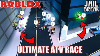 THE ULTIMATE ATV CHALLENGE | Roblox Jailbreak