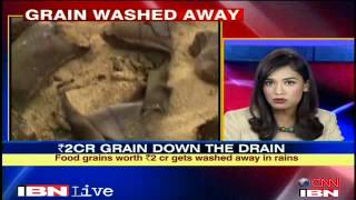 When will the Indian government protect the food. Rajasthan  Food grain worth Rs 2 cr left to rot