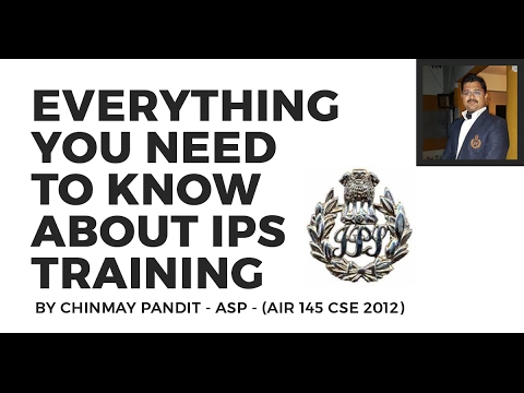 Everything you need to know about IPS Training