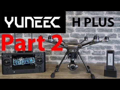 The Yuneec Typhoon H Plus Complete Overview & Review Part 2 - ST16 & Should You Buy ?