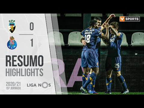 SC Farense FC Porto Goals And Highlights