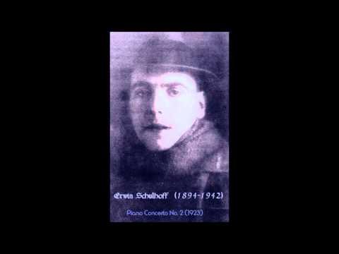 Schulhoff - Piano Concerto No 2 (1923) p1/2
